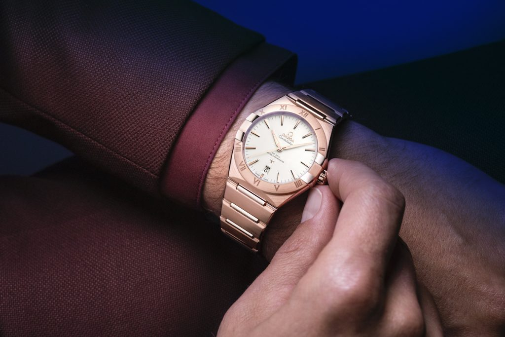 nylansering omega constellation