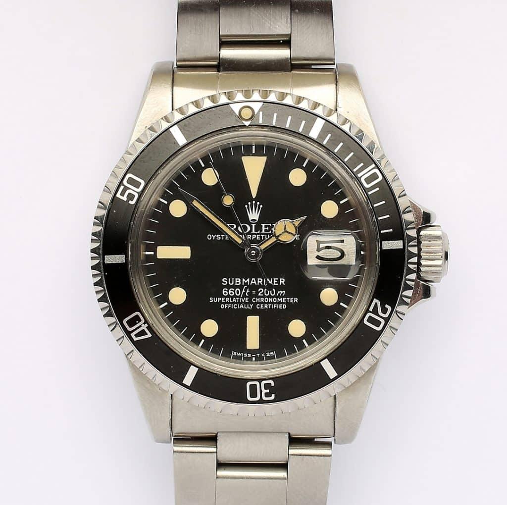 Rolex Submariner klocka