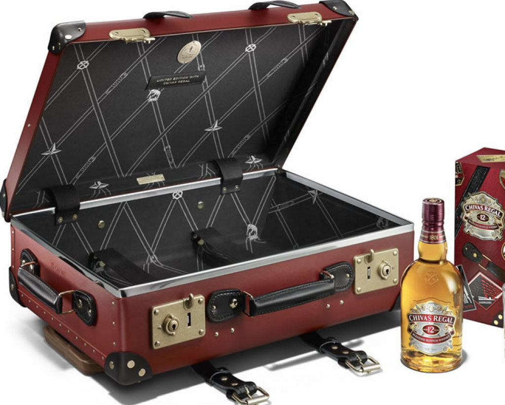 klassiskt resväska vintage