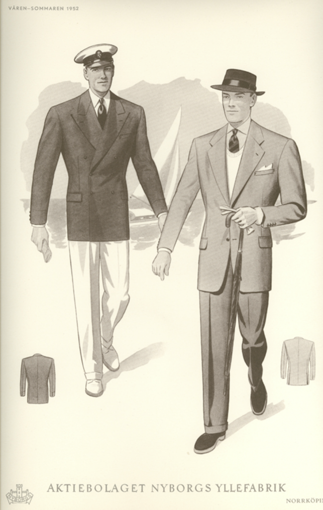 mode 1950-tal