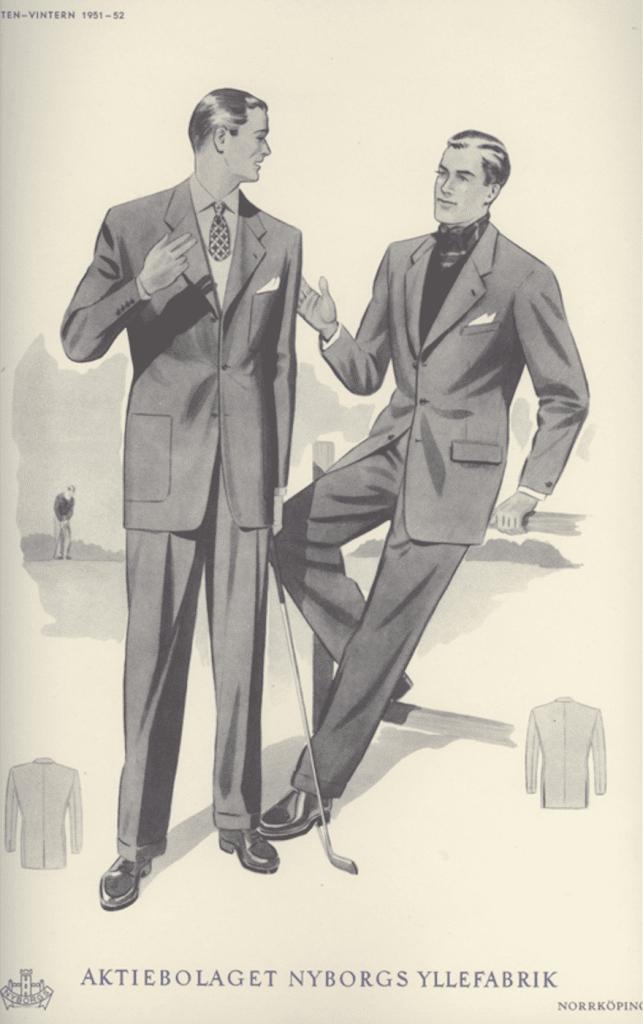 modet 1950-talet