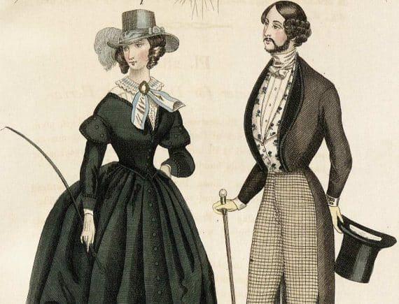 1800-tal mode