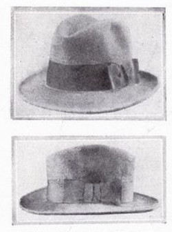 hattar herrmode