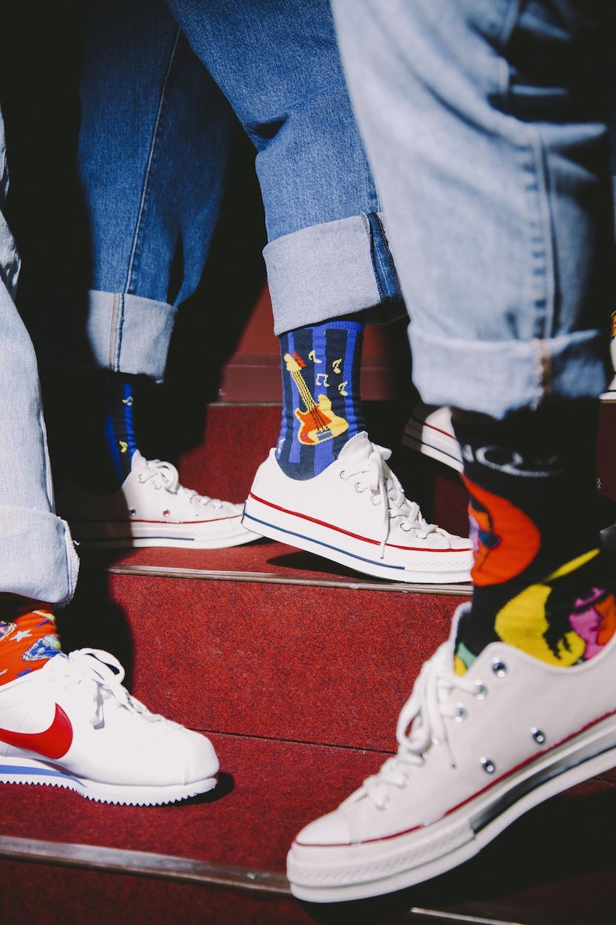 happy socks strumpmode 2020