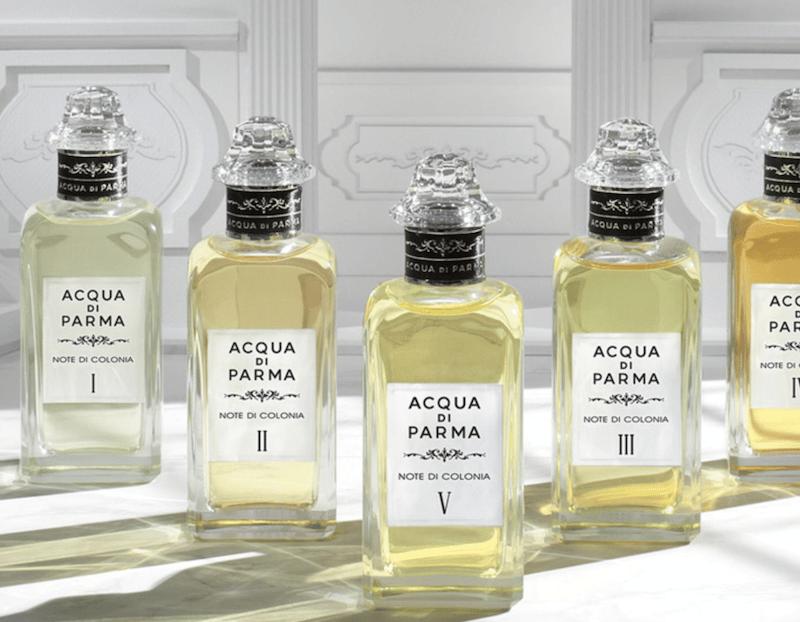 bästa italienska parfymerna