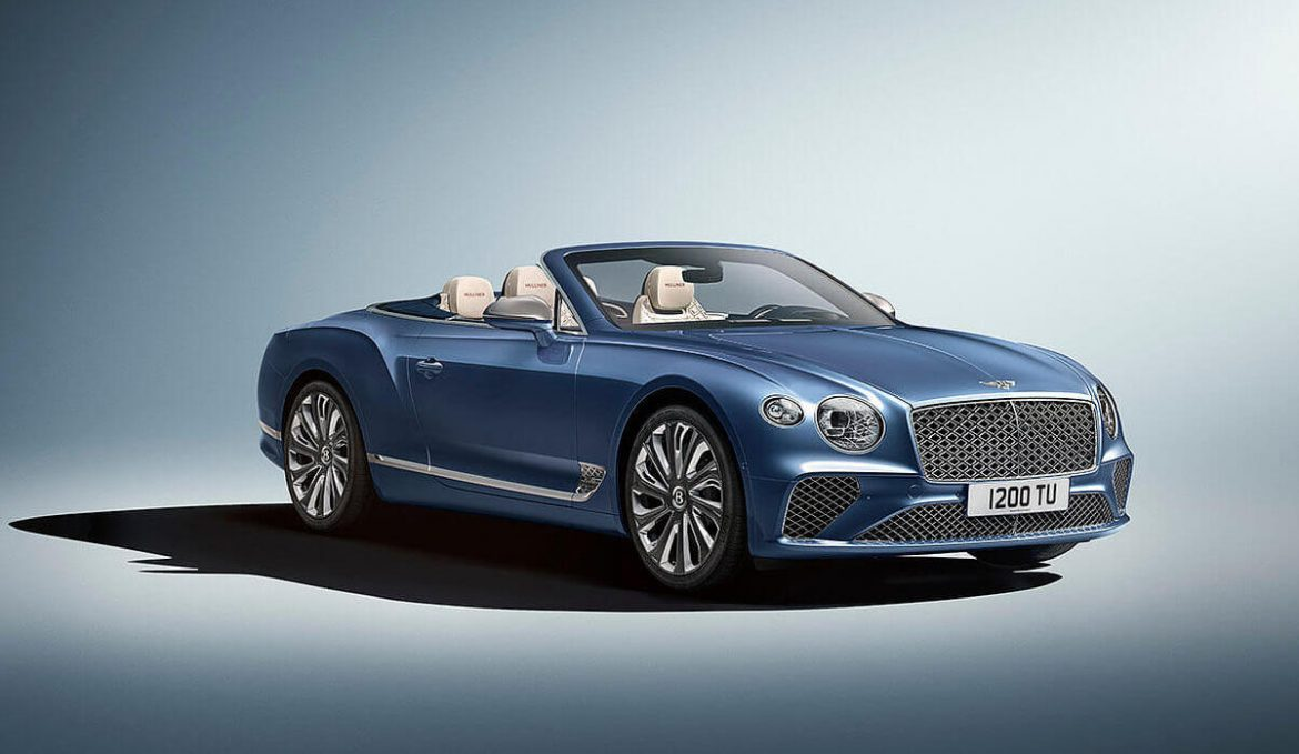 nya bentley mulliner convertible