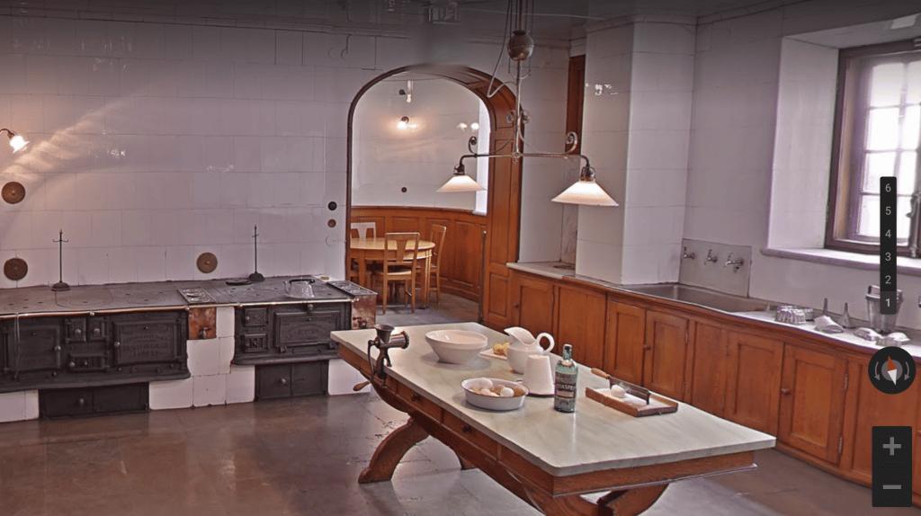 besök Hallwylska museet virtuellt