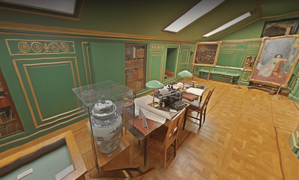 samlingar hallwylska museet stockholm