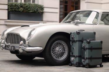 Globe-Trotter James Bond No Time To Die kollektion 2020