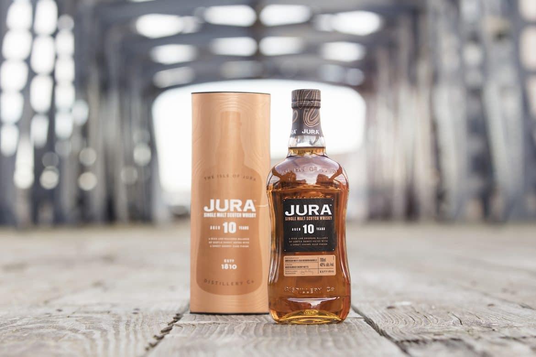 Jura 10 år rökig single malt nu i sverige mars 2020