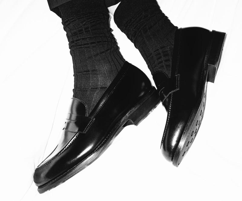 mode skor män vår sommar 2020