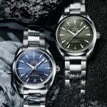 OMEGA släpper två nya färgnyanser av Seamaster Aqua Terra