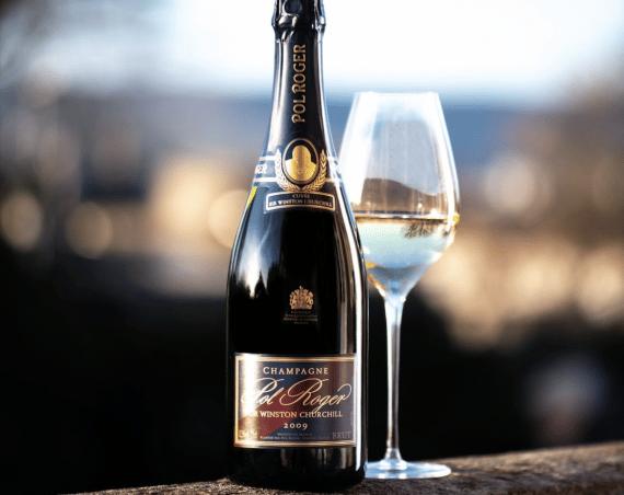 sir winston churchill pol roger champagne
