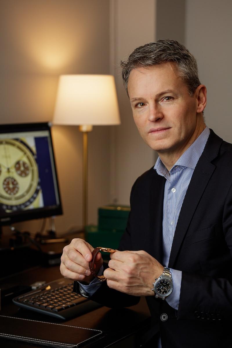 klockexpert exklusiva armbandsur
