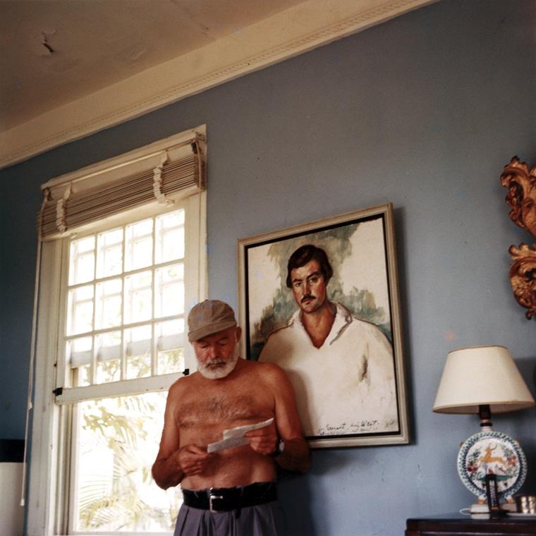 Ernest Hemingway som författare