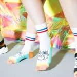 Happy Socks har nu kommit ut med en ny exklusiv Svampbob-kollektion