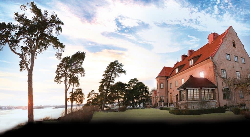 vin tillverkat i Sverige Högberga gård
