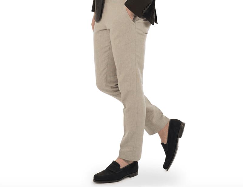hur bär man loafers