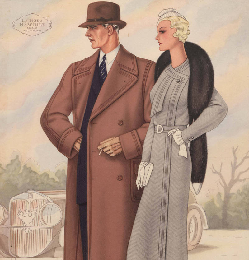 herrmodet 2020 mode för män