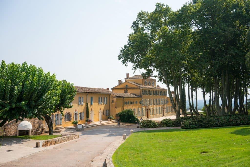Château d'Esclans Frankrike