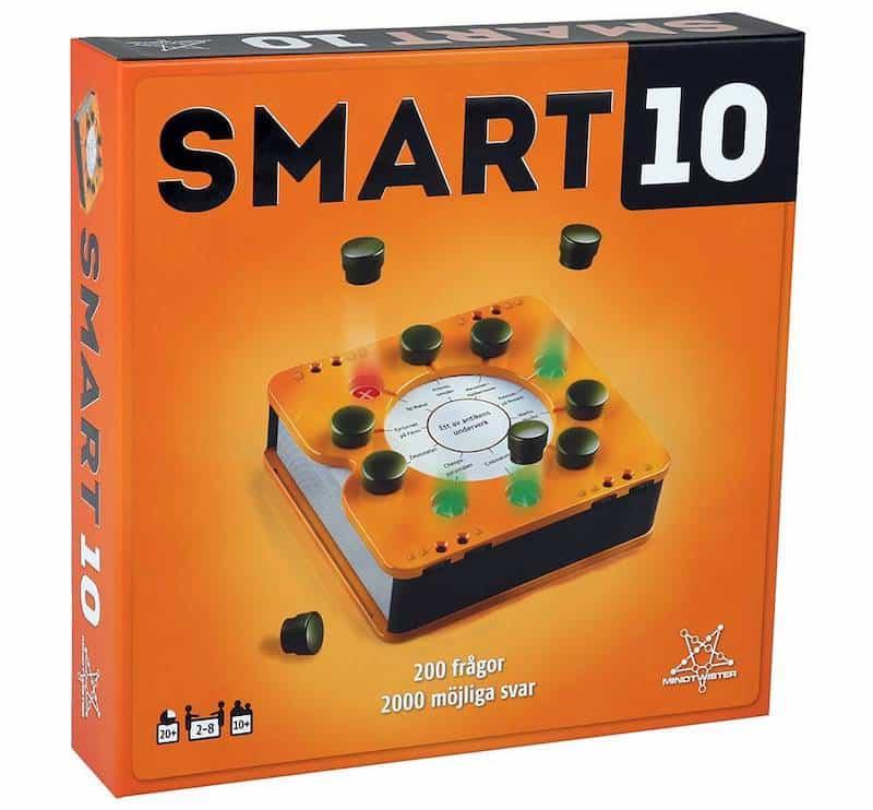 bästa sällskapsspel för smarta