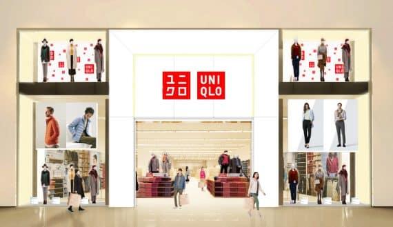 ny butik uniqlo stockholm 2020