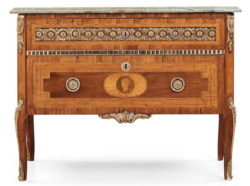 gustaviansk byrå 1700-tal