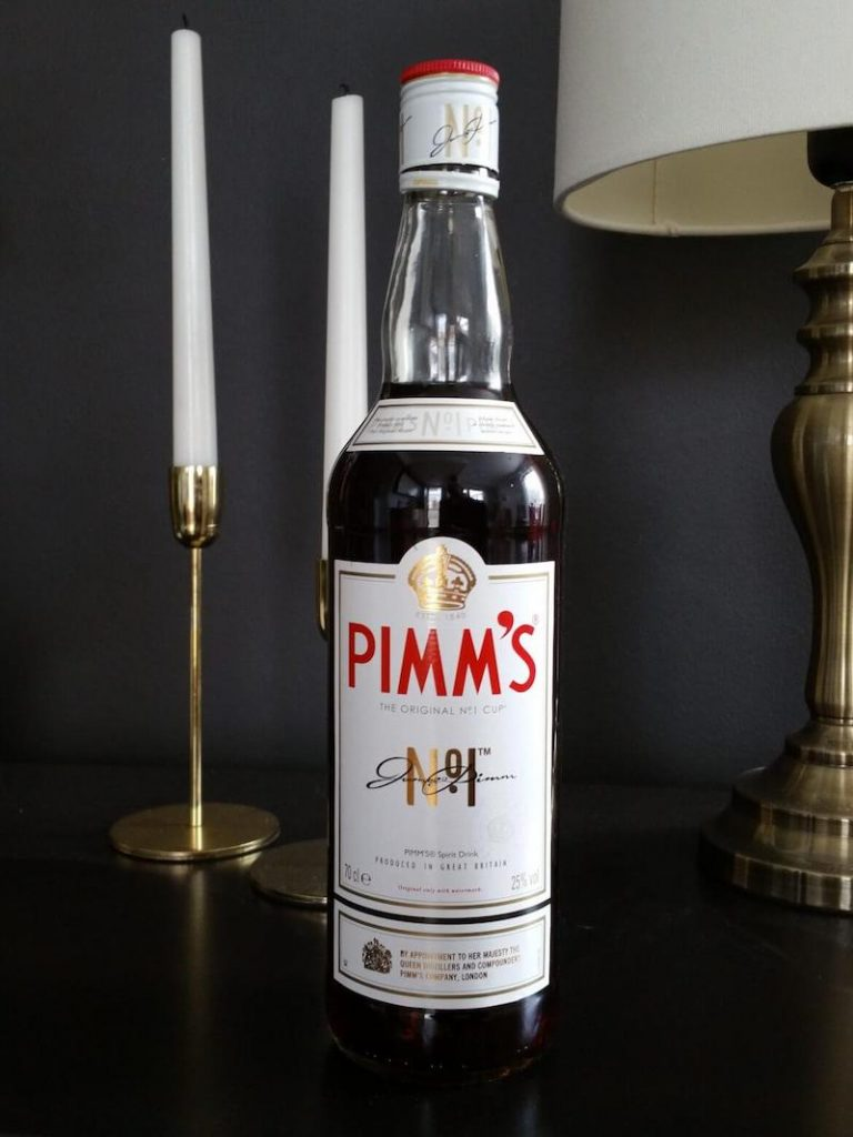 pimms cup drink
