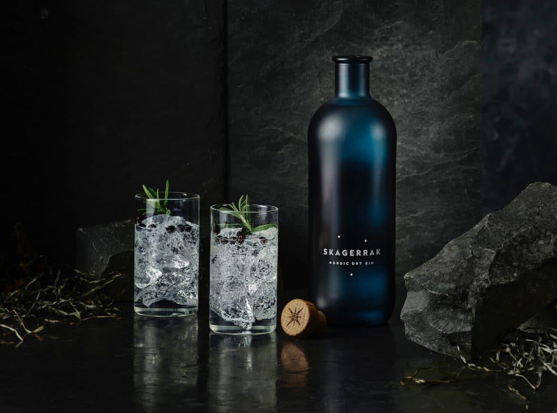 skagerrak premium svensk gin