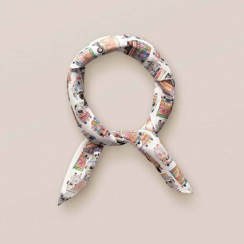 snyggaste scarf online