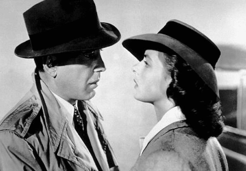 casablanca klassiskt film 1940-tal