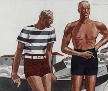 snyggaste mode för män sommaren 2020