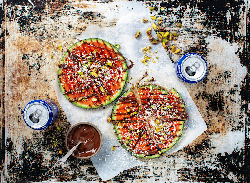 bästa grilltips sommaren 2020 grillad vattenmelon