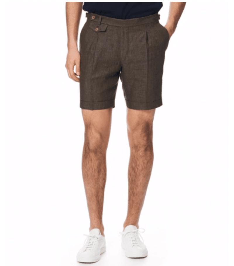 snyggaste shorts för män sommaren 2020