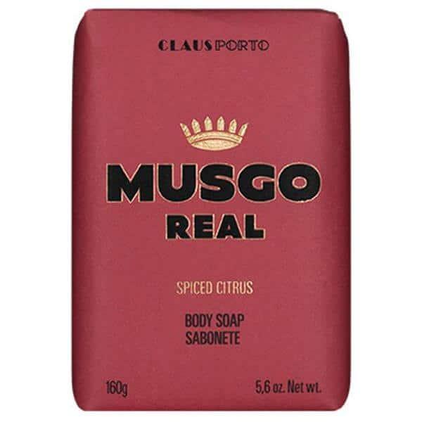 musgo real klassisk hård tvål