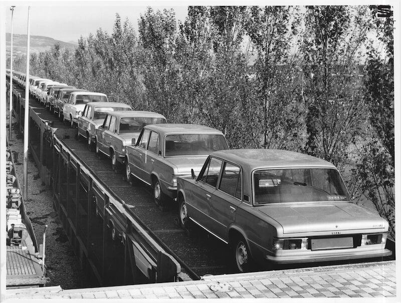 seat spansk bil 70 år