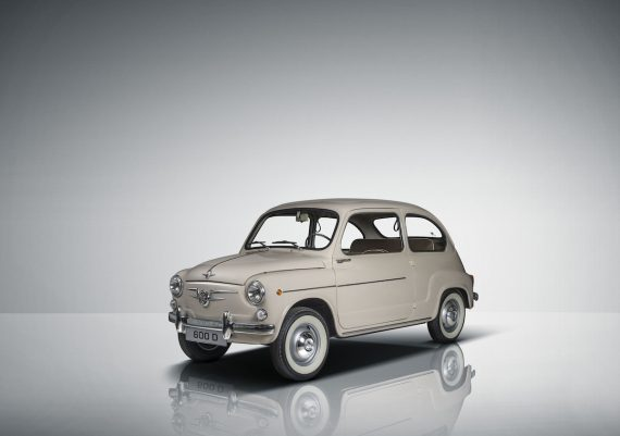 klassiska spanska bilar