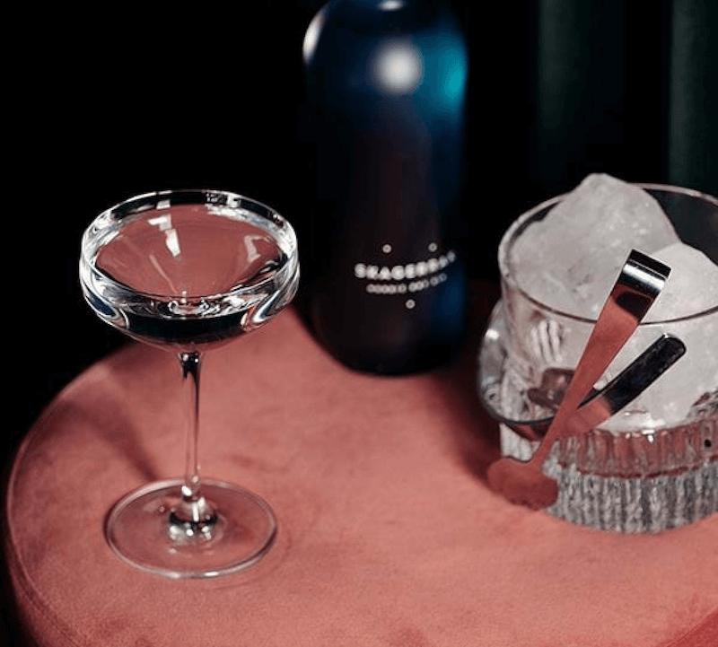 dry martini sommar 2020