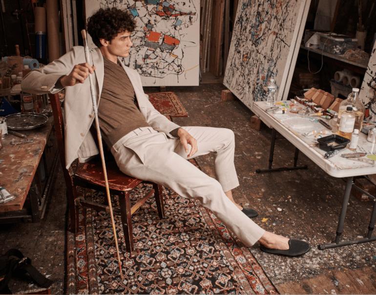 snyggaste mode för män sommar 2020 italienskt