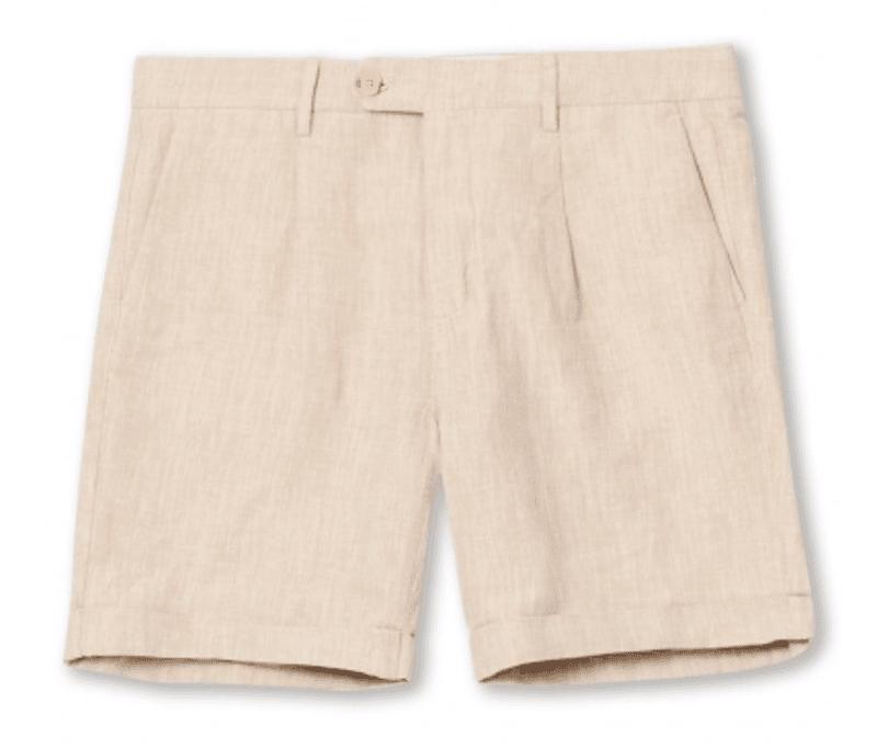 snyggaste shorts för män sommar 2020 khaki färg