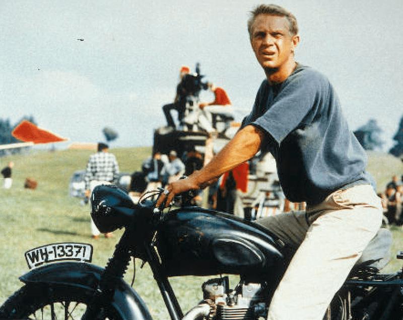 Steve McQueen stilikon film