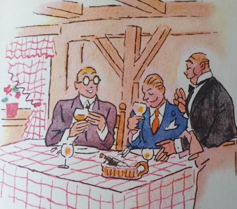 vinkunskap från 1930-talet