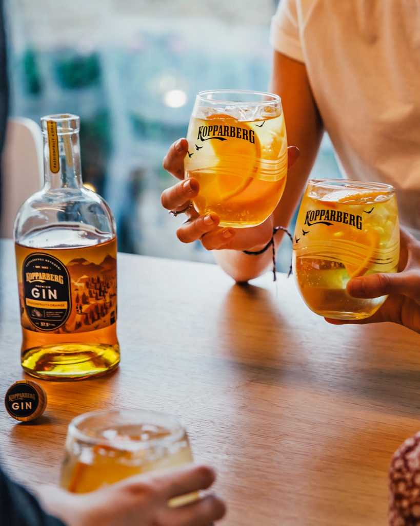 ny kopparbergs gin 2020