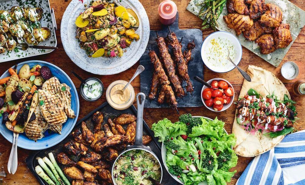 bästa grilltips med kyckling sommaren 2020