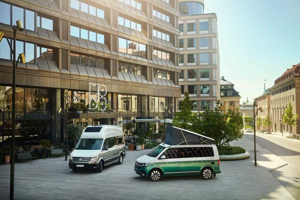 boka husbil för semester 2020