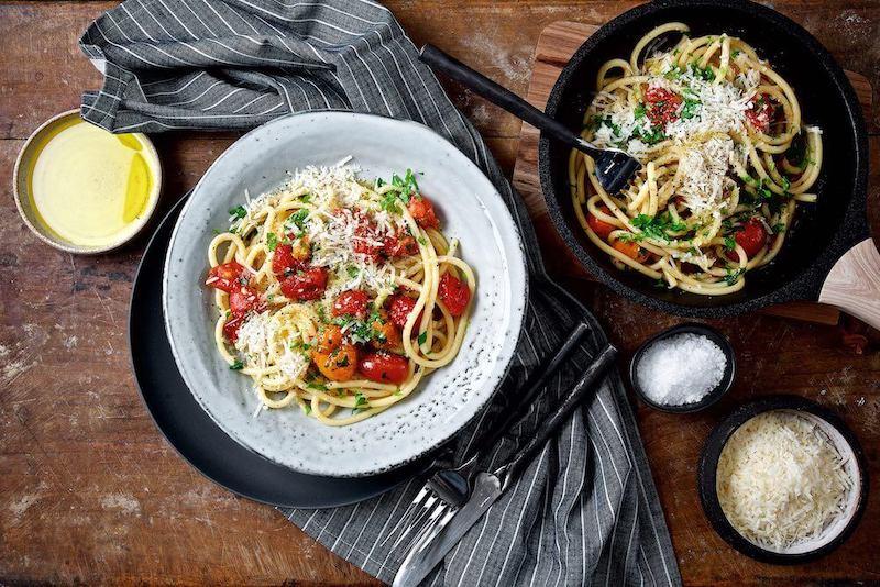 pastarätter recept sommar 2020