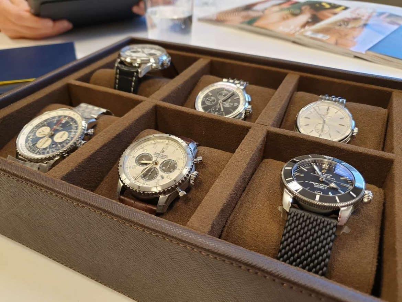 klockor med mest status
