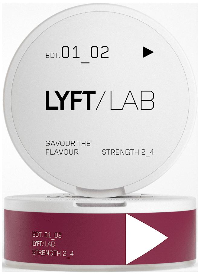 lyftlab savor the flavor