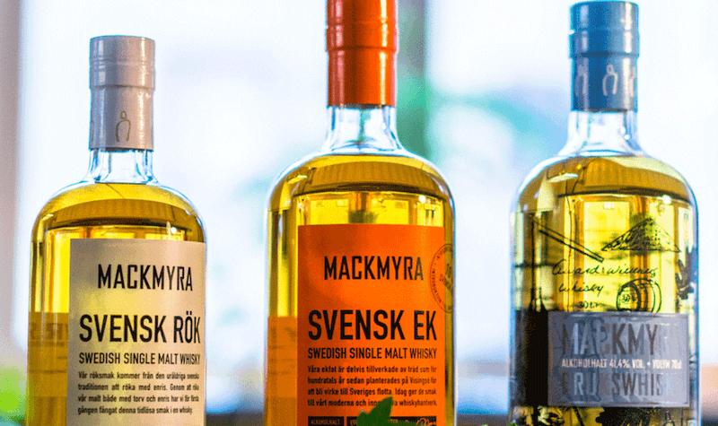 Mackmyra whiskyn sommar 2020
