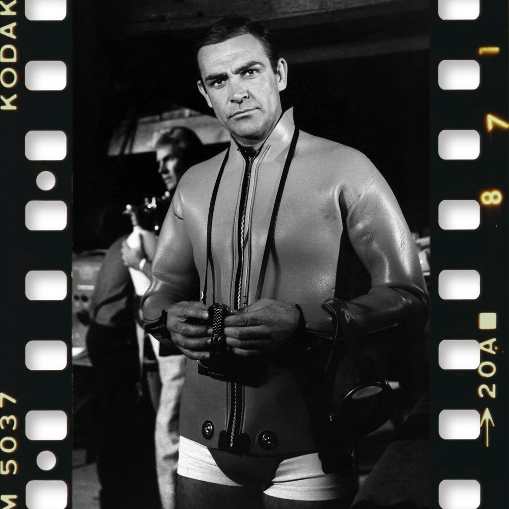 orlebar brown James Bond collection
